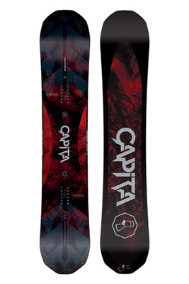 Capita Snowboard | Warpspeed | Men's | 18110619 | 161