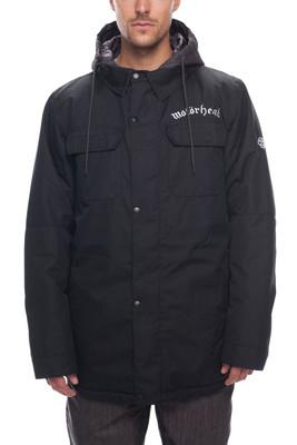 686 Motorhead Insulated Jacket |Men's | L8W11219 | Black | Front