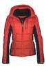 Bogner Wendy-D  Ski Jacket | Women's | 3159194936 | Lava Red | Front