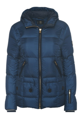 Bogner Miri-D Ski Jacket | Women's | 316319 | Denim Blue | Front