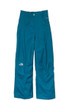 North Face SEYMORE Insulated Boys Ski and Snowboard Pants in Egyptian Blue.