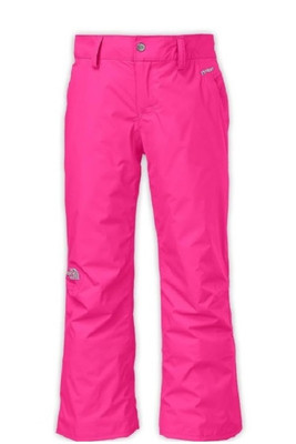 The North Face DERBY Girls' Insulated Ski Pants  | Pink