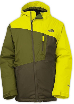 The North Face Gonzo Jacket | Boy's | NFCN09 | Yellow | Front