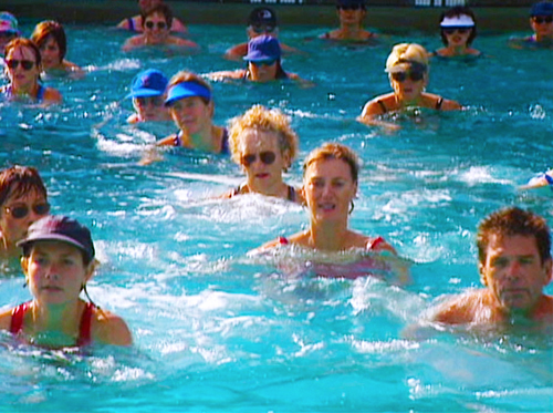 WaterGym Aqua Exercise for Weight Loss