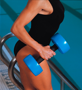 WaterGym Water Aerobic Weights for Aqua Workouts