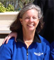 WaterGym Water Aerobics Teacher Yvonne Young