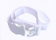 Water Aerobic Exercise Belt White Strap WaterGym