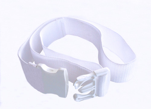 Water Aerobic Exercise Belt White Strap WaterGym