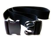 Water Aerobic Exercise Belt Black Strap WaterGym