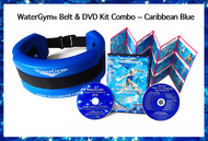 Water Aerobics Exercise DVD Weight Loss WaterGym Belt