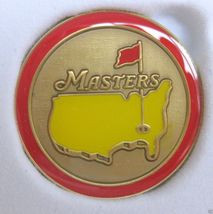 The Masters 2014 Red Circle Divot Tool