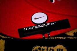 Golf Ball Marker Hat Clip Nike White BM on Black- With Nike Logo Golfer Japan New
