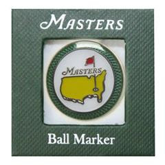 The Masters Championship Ball Marker Green 2015 - Jordan Spieth