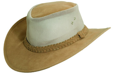 Dorfman Pacific Tan Soaker Hat
