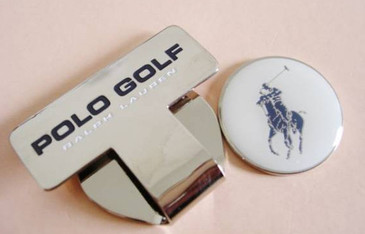 Polo Logo Ball Marker and Hat Clip! Special Sale