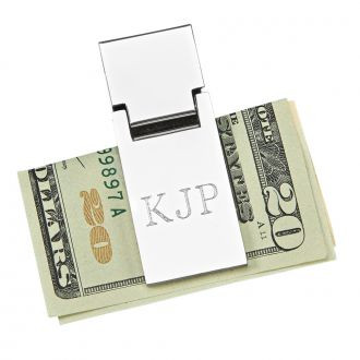 Spring Loaded Money Clip / Free Engraving