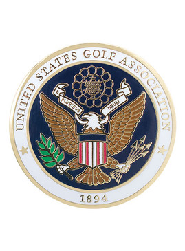 USGA Member Cloisonne Lapel Pin by Ahead - The Best Ever!
