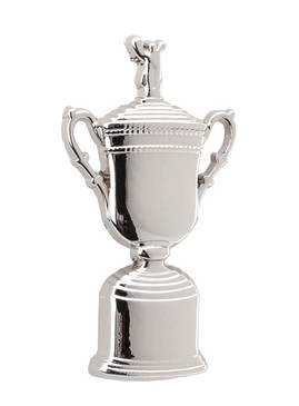 U.S. Open Trophy Lapel Pin by Tournament Solutions