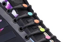 Hickies No Lie Laces - Black / Colors Sports / Golf - Match you Fashion