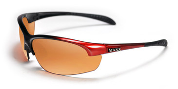 Maxx Sunglasses Domain Red | Free Masters BM w/ Purchase