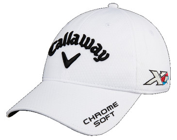 Callaway Performance Pro White Golf Hat - Free Pga BM w/ Purchase