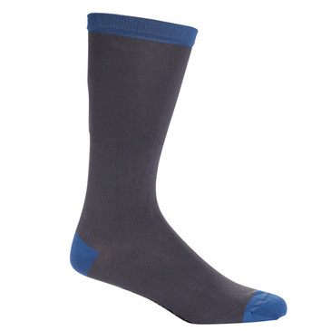 Blue Crew Golf Socks