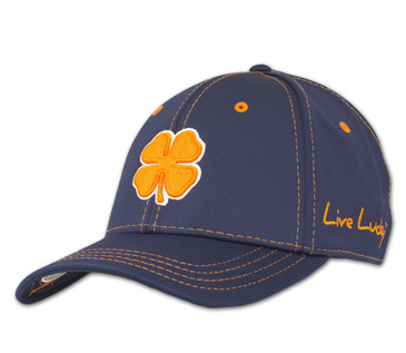 Black Clover Navy & Orange