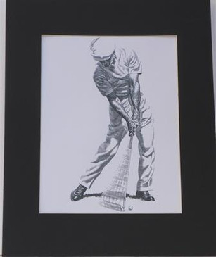 Hogan Swing Matted