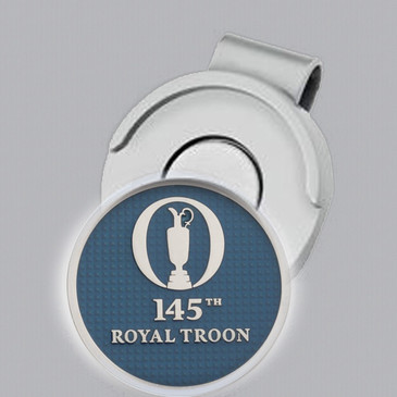 Official Royal Troon Hat Clip