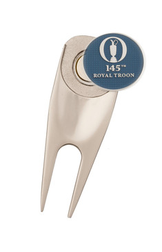The Open Royal Troon 2016 Ball Marker & Divot Tool - Special Buy