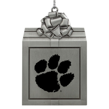 Clemson Holiday Presents Ornaments - Great Holiday gift