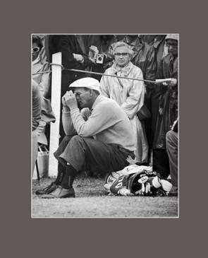 Palmer @ The 1960 British Open