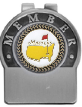 Members Money Clip Black