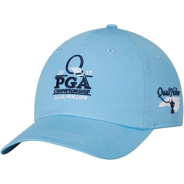 PGA 2017 Championship Quail Hollow - Ahead Headwear - Blue - Classic ... 68f23b025dd