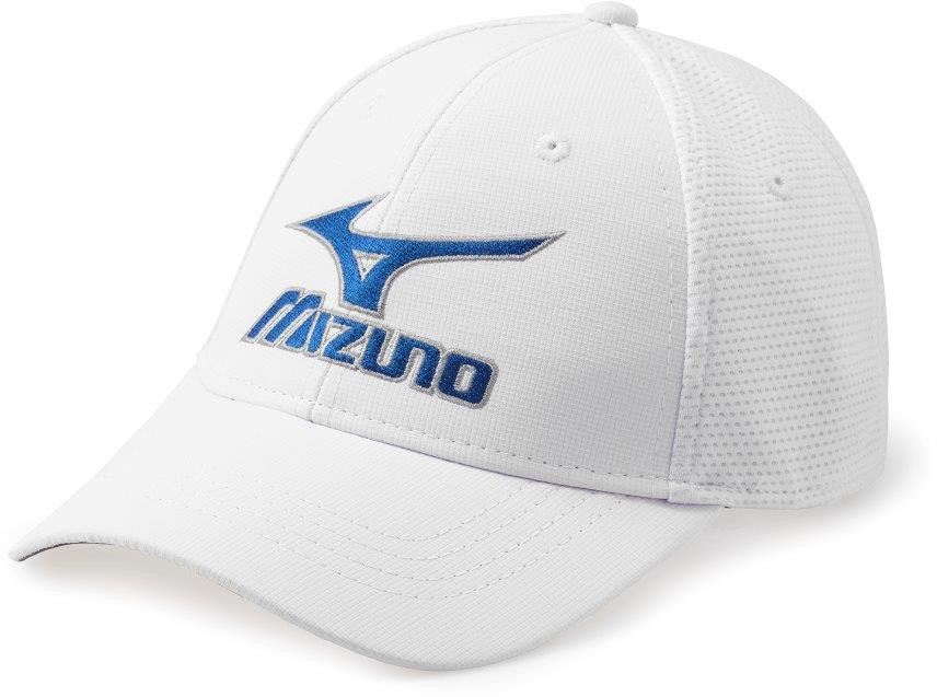 Mizuna Tour White Golf Hat