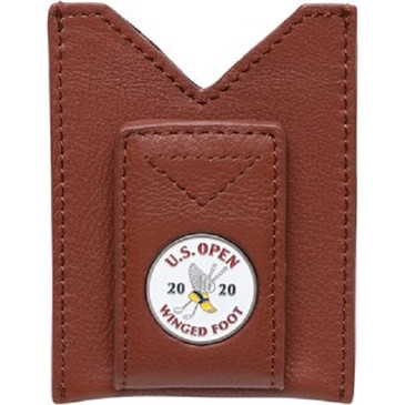 US Open Money Clip Wallet - Ahead