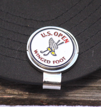US Open Winged Foot 2020 Hat Clip