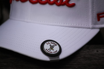US Open 2020 Winged Foot CC Hat Clip by Pitchfix Black - Beautiful