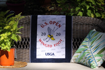 Pro Edge US Open Winged Foot Towel