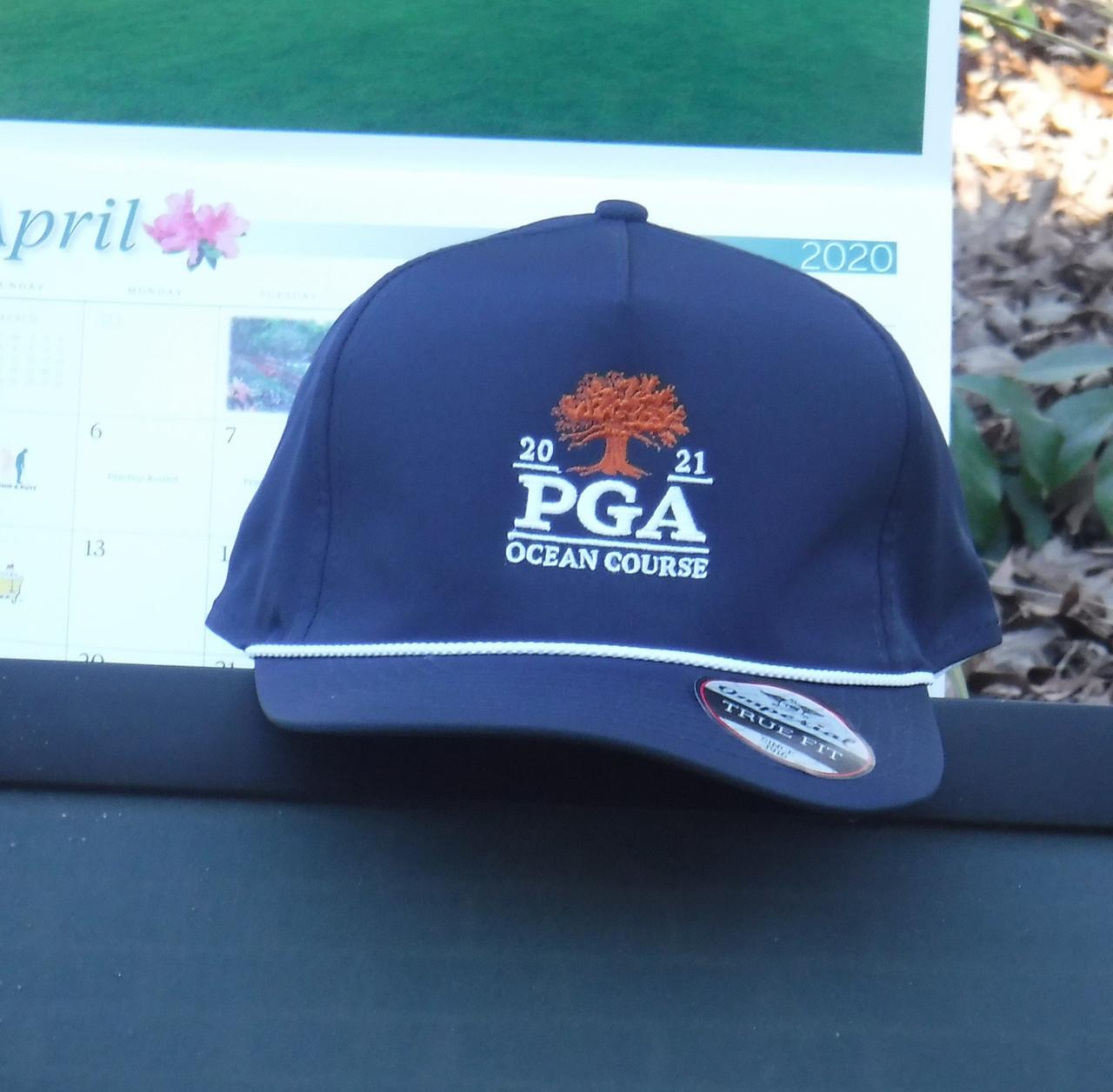 PGA Championship Blue Rope 2021 hat