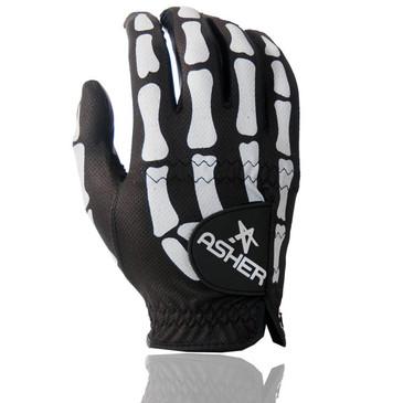 Asher's Death Grip Black Premium Golf Glove Cool Tech! Free Martini