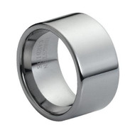 "TUNGSTEN RING ""HIGH POLISH"" Traditional polished"