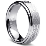 "Tungsten Ring Black ""High Polished"""