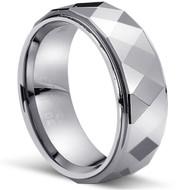 Domed Tungsten Ring