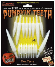 Pumpkin Fangs