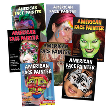 American Face Painter Books