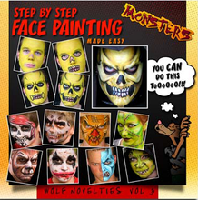 Wolfe Step-By-Step Book - Monster