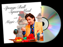 Sponge Ball Square Meal - DVD