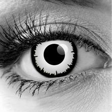 Angelic White FX Contact Lenses – Gothika – Pair