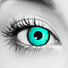 Angelic Blue FX Contact Lenses – Gothika – Pair